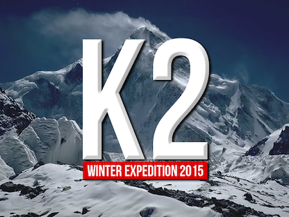 K2 Winter Expedition 2015 ciekawe projekty