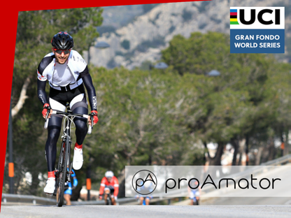 proAmator - UCI Gran Fondo World Final w Perth (AUS) crowdfunding